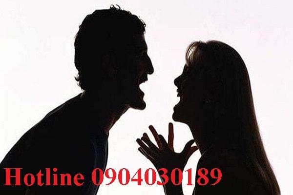Vợ chồng hay cãi nhau