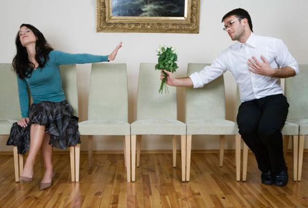 Phải làm gì khi tình yêu bị từ chối