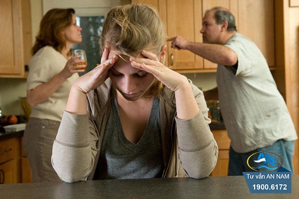 bố mẹ ngăn cấm tình yêu