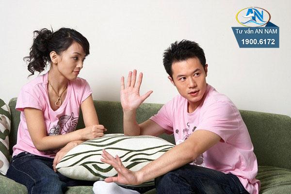 những điều không nên khi hai vợ chồng cãi nhau