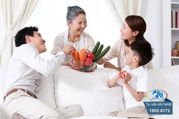 cách sống hòa hợp với mẹ chồng 1