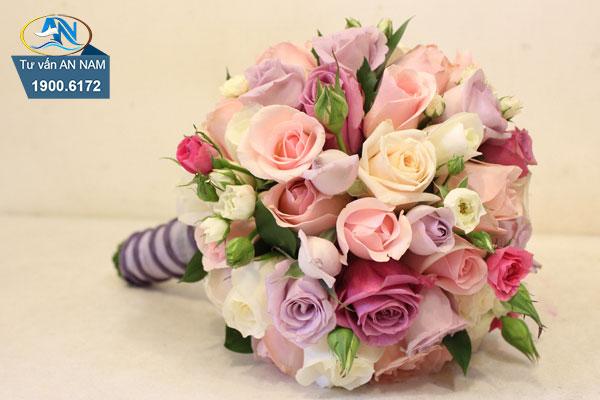 cách tặng hoa
