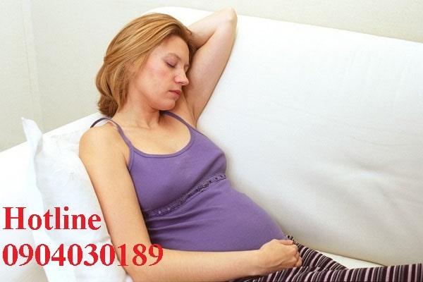 trầm cảm khi mang thai