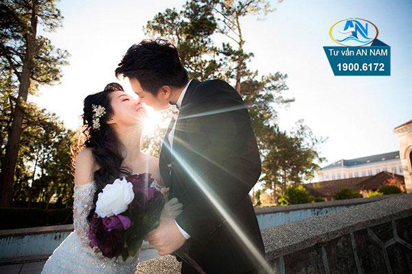 mặt lợi khi kết hôn muộn