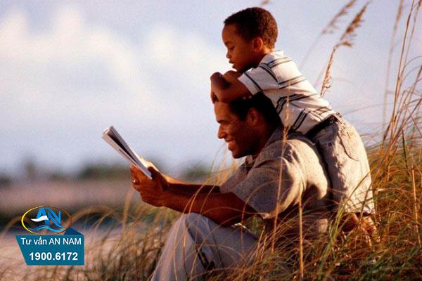 xây dựng niềm tin với cha mẹ
