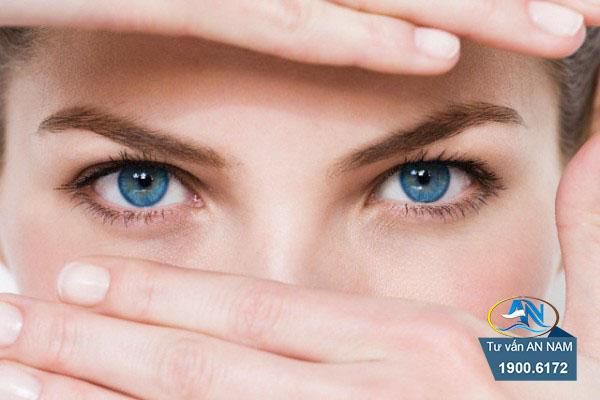 chăm sóc đôi mắt được sáng