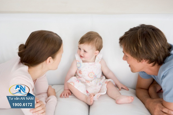 giải quyết mâu thuẫn khi vợ sinh con