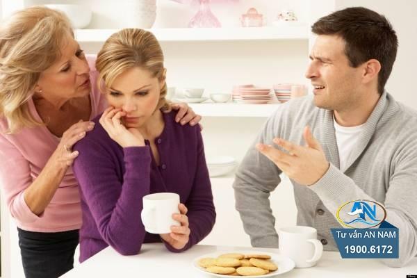 tìm tiếng nói chung giữa hai vợ chồng