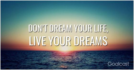 làm thế nào để sống một cuộc sống mơ ước