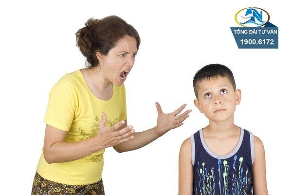 ứng xử phù hợp với con