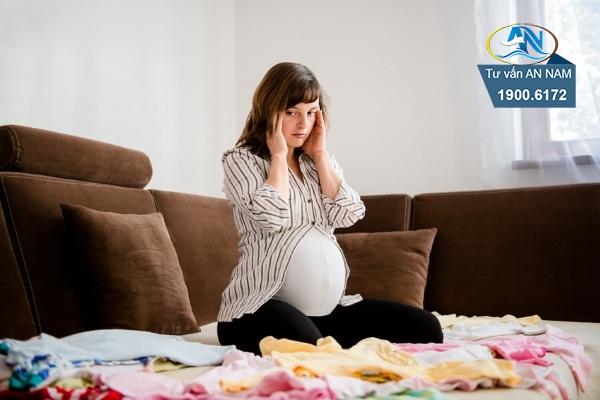 thời kì mang thai và sinh con