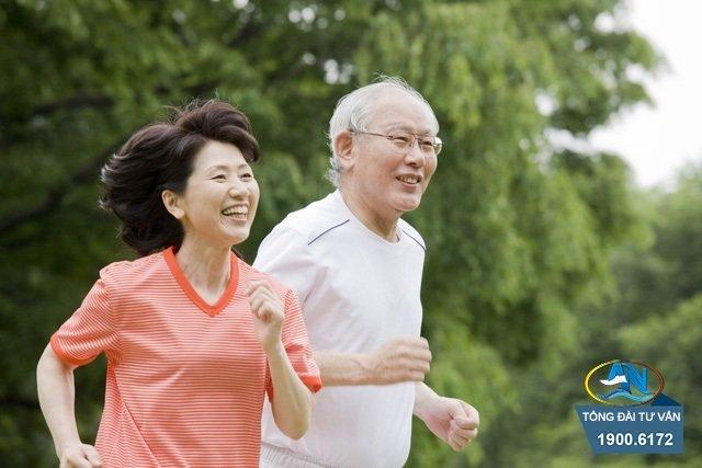 Sự biến đổi cơ thể của người cao tuổi