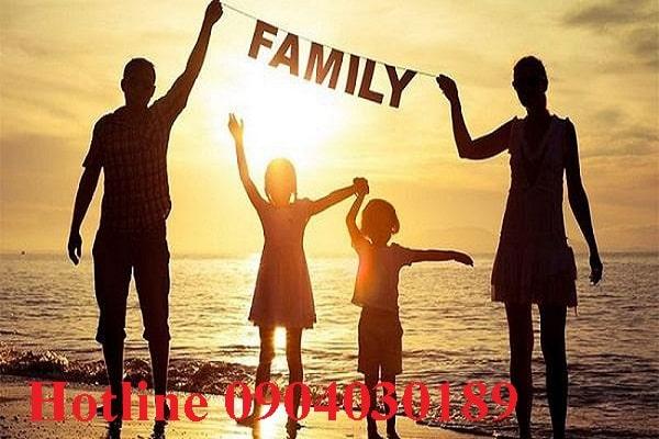 Ý nghĩa của hai chữ gia đình