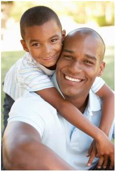vai trò thay đổi của người cha