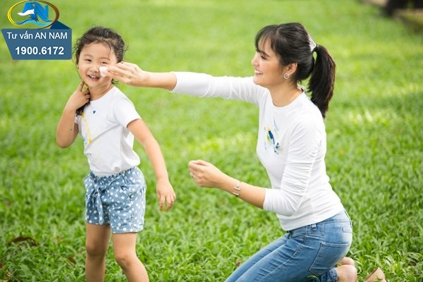sai lầm trong cách dạy con