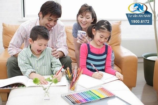 dạy con tuổi mới lớn
