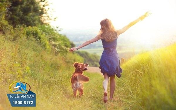 thói quen giúp bạn hạnh phúc