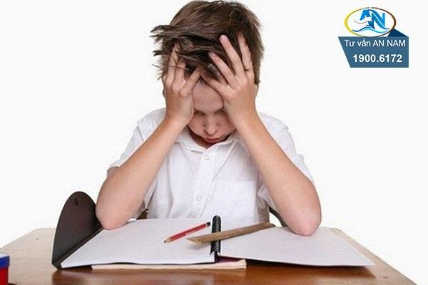 trầm cảm ở trẻ em và thanh thiếu niên