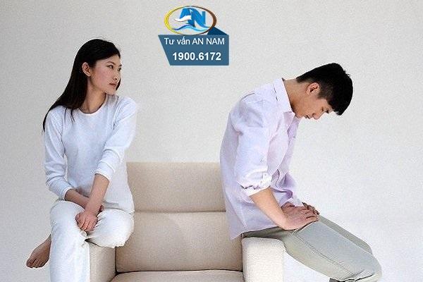 mâu thuẫn trong hôn nhân