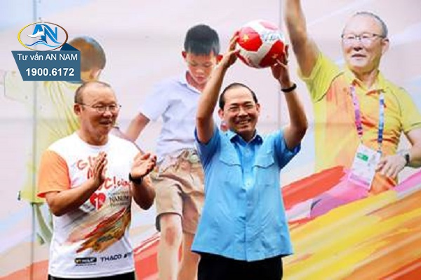 niềm đam mê bóng đá