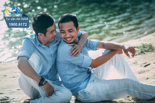 Chồng em có đồng tính hay không