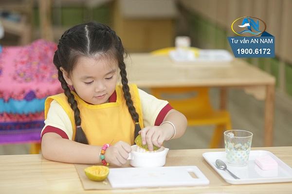 Cách dạy trẻ sống tự lập