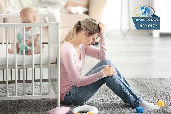 Tại sao xuất hiện trầm cảm sau sinh