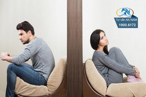 Chấp nhận cuộc sống hôn nhân đổ vỡ